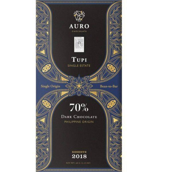 auro single estate tupi chocolate
