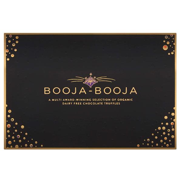 booja booja vegan chocoladetruffels lekker award winning biologisch