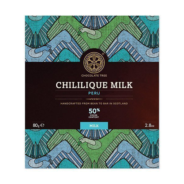 chocolate tree milkchocolate chililique