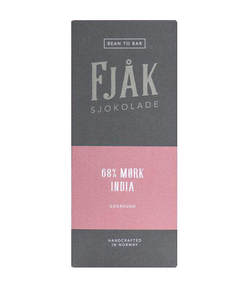 fjak india origine chocolate idukki cacao origin norway