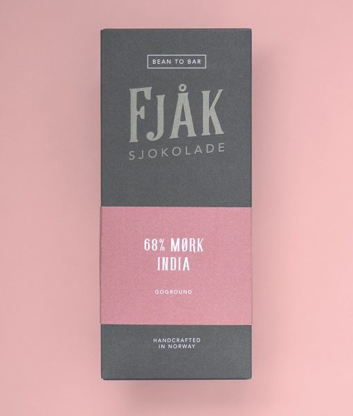 fjak chocolade bean to bar noorwegen craft chocolate origin cocoa