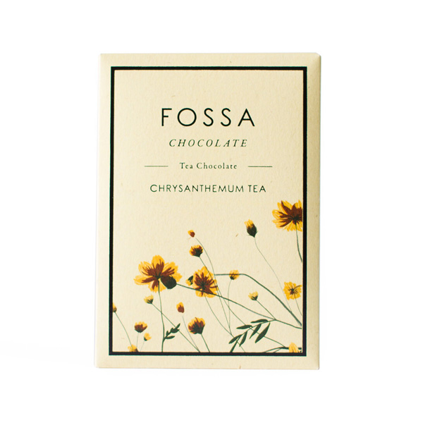 fossa chrysanthemum chrysant tea chocolate