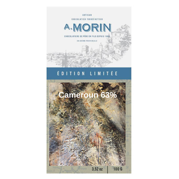 morin kameroen pure chocolade limited edition
